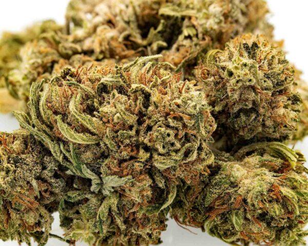 Jack Frost CBG Hemp Flower